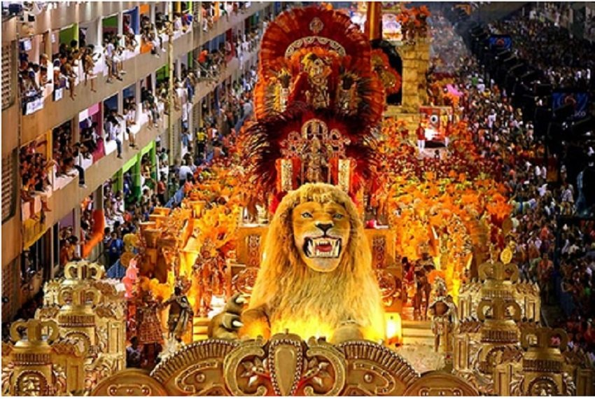The Biggest Cultural Celebrations Around The World