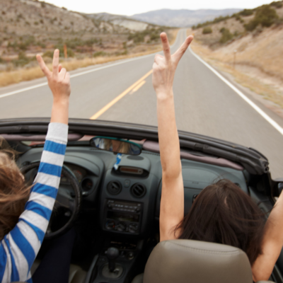 5 Things You Need For The Perfect Spring Road Trip