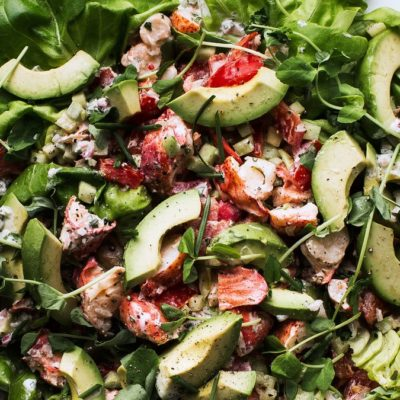 Lobster Is The Perfect Topping For Your Salad