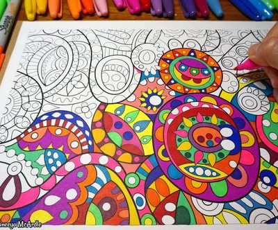 Why Are Adult Colouring Books Good For You