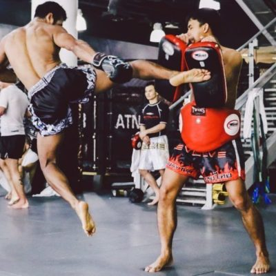Muay Thai for fitness and loss weight program for health goals
