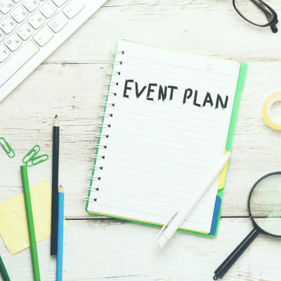 What should be on your event planning checklist?