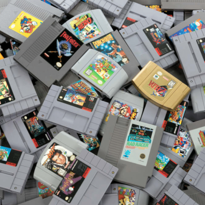 Retro Games: The Classics We All Love and Why