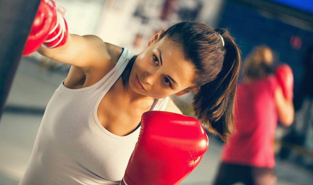 Muay Thai Training with Boxing in Thailand and Secrets for Good Health in  Women