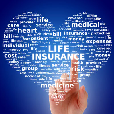 Is accident cover included in life insurance?