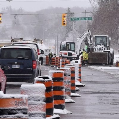 Winter Road Construction: A Handy Guide