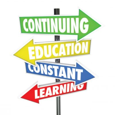 Ali Ata – The Importance of Continued Education