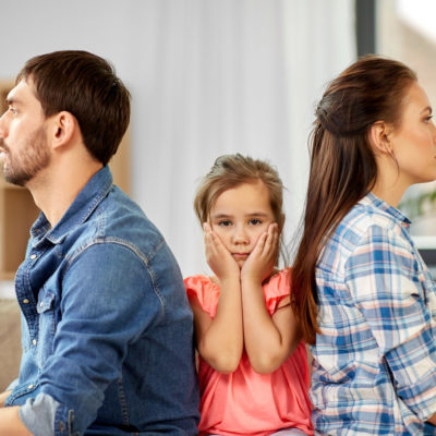 How Toxic Marriages Negatively Impact Kids