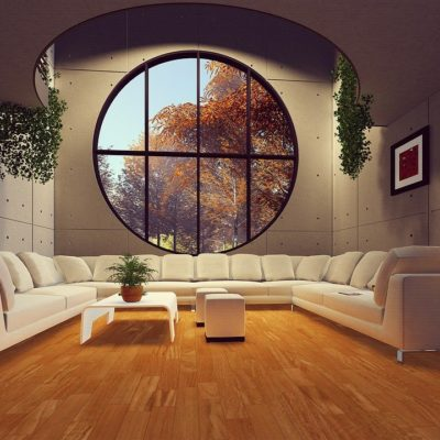 Six ideas for decorating the family living room