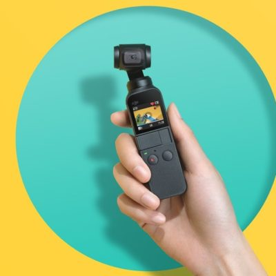 7 Reasons to buy the Osmo Pocket