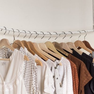 How to Make Your Wardrobe Pretty
