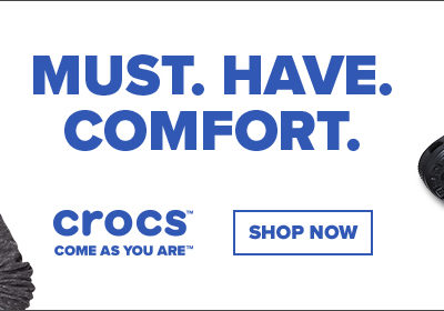 Reasons Why Men Love Crocs So Much