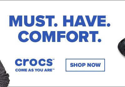 Reasons Why Men Love Crocs So Much