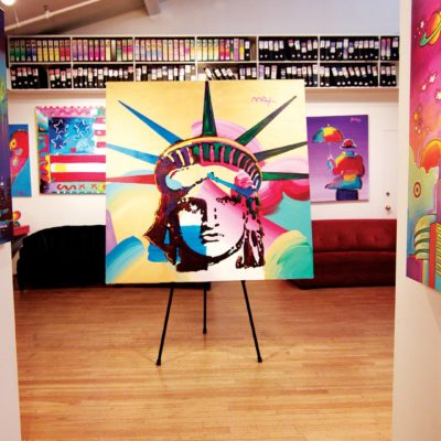 How Peter Max Helped Me Launch My Career As An Artist