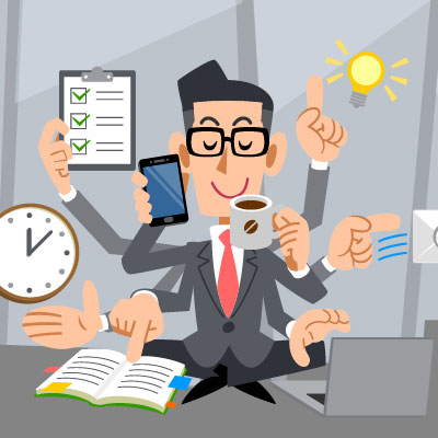 7 Reasons Why One Must Improvise Productivity At Workplace