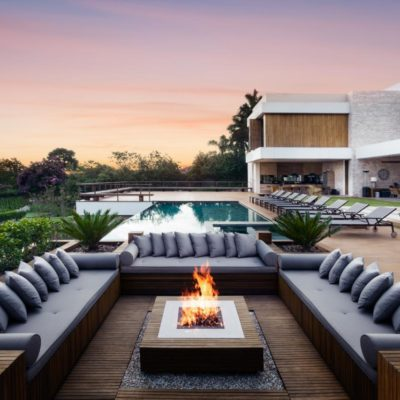 4 Elements of an Amazing Outdoor Lounging Space