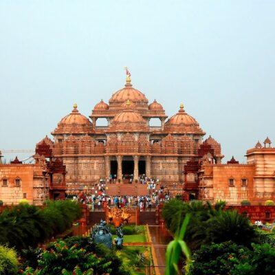 Why Delhi is a Reservoir of Tourist Spots?