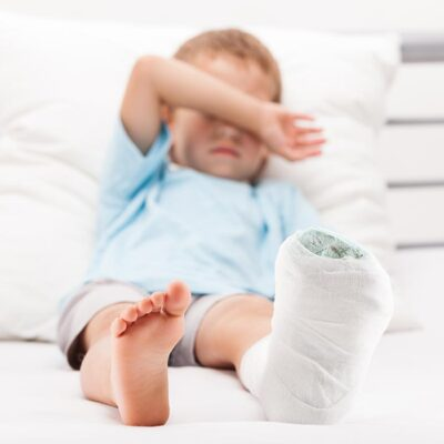 The Cost of an Injured Child