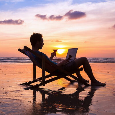 3 Tips For Continuing To Work While On Vacation