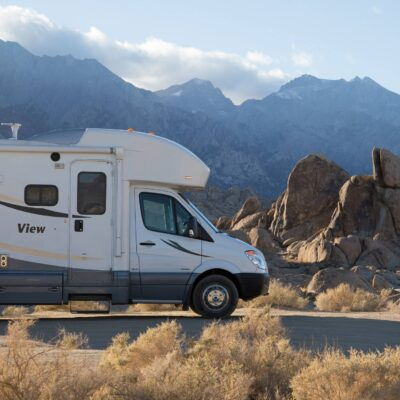 5 Tips To Keep Your RV Exterior From Fading