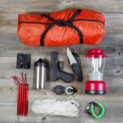 The Concealed Carrier's Guide to Camping