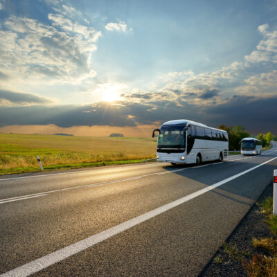 Why Average Charter Bus Rates Have Fallen