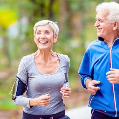 Helping Senior Citizens Stay Fit and Healthy