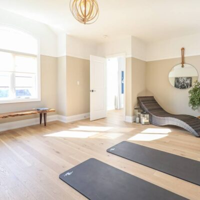Where Can I Find A Home Yoga Room?