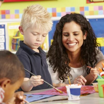 4 Creative Ways to Teach Young Children