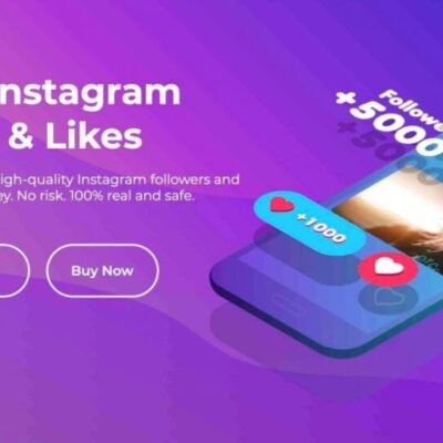 GetInsta is for those who want to increase Instagram followers quickly