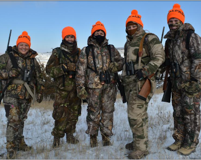 Pro Hunting Tips: How to Stay Warm in Cold Weather