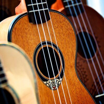 A History of Harmony Guitars
