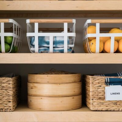 3 Tips For Better Organization In Your Storage Areas