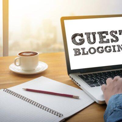 5 Advantages Of Guest Posting