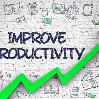 4 ways to boost productivity in your business